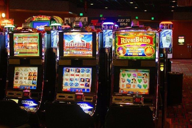 Игровые слоты с большим процентом отдачи в казино Чемпион