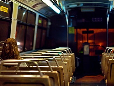 Как моего деда черти на автобусе катали