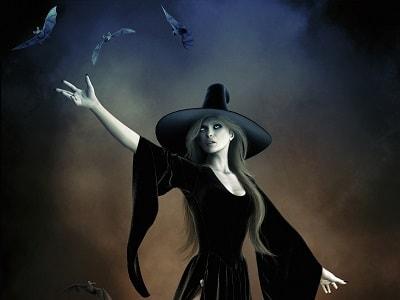 Как я убила ведьму