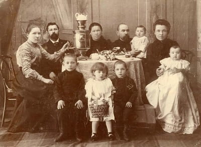 Истории моей семьи