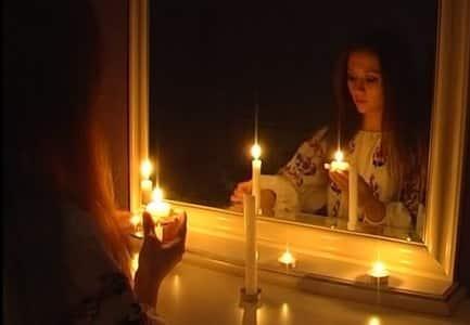 Гадание с зеркалом на суженого