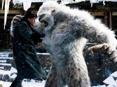Как якутский охотник подружился с йети
