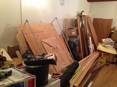 Мебель собирали...