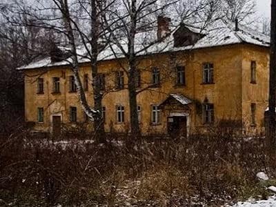 Мой дом рядом с больницей