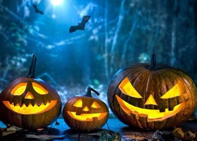 Короткая история про Хэллоуин