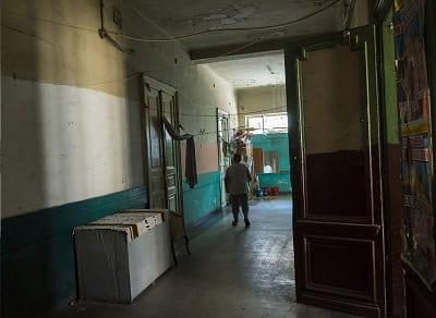 Что там, в этом коридоре?