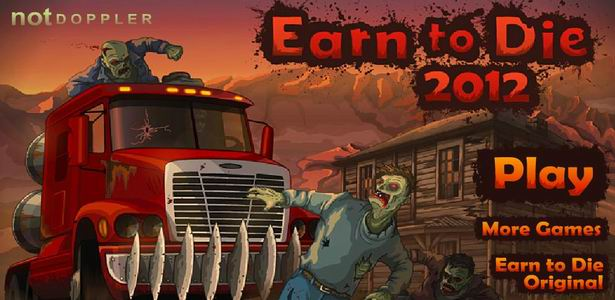 Earn to die 2 — Побег из пустыни 2