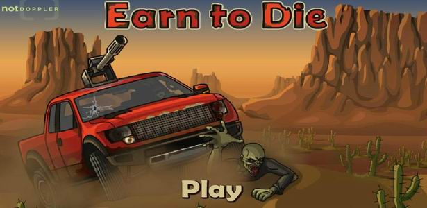 Earn to die - Побег из пустыни