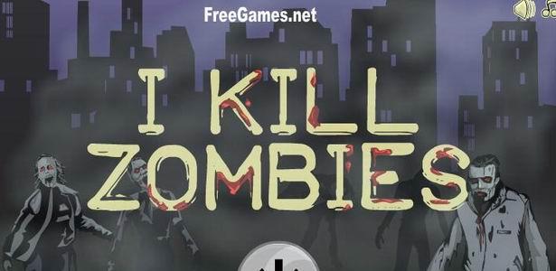 Я убью зомби - I kill zombies