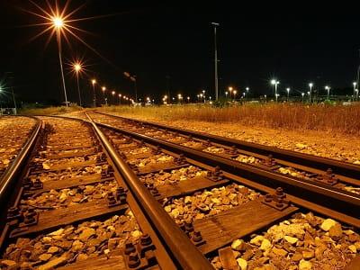 Призраки на железной дороге