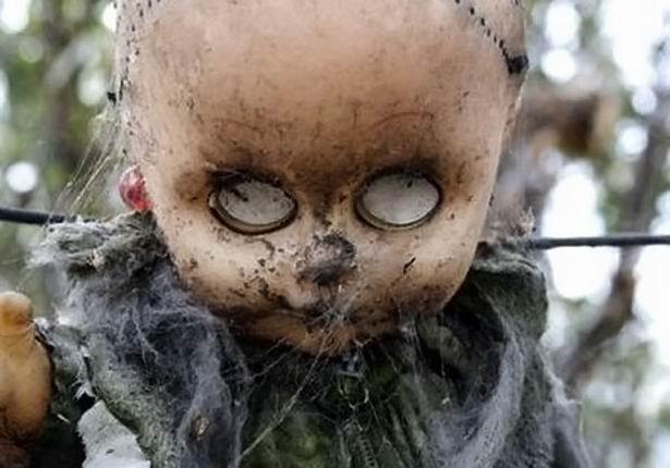 Кладбище кукол