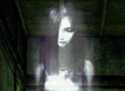 Призрак на фото