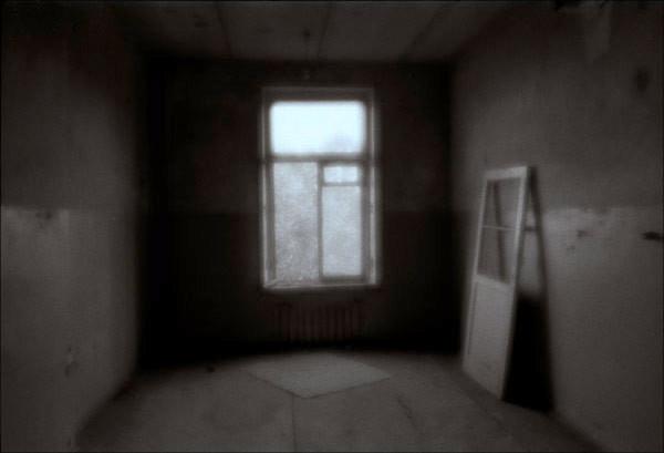 Пустая квартира.