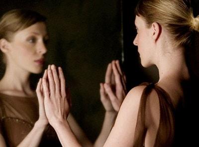 Отражение ауры в зеркале
