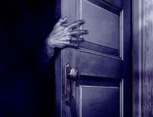 Страшный шкаф