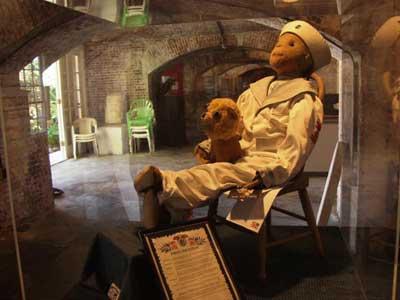 Страх в музее