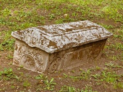 Удивительный гроб