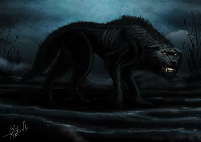 Дух неупокоенной Анечки