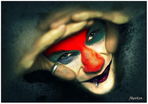 Печальный клоун