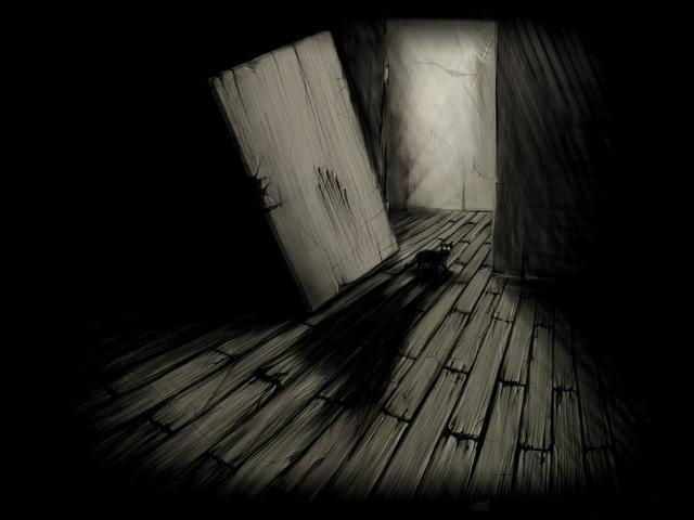 Не заглядывай в темноту