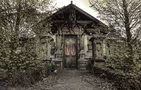 Загадочный дом по соседству