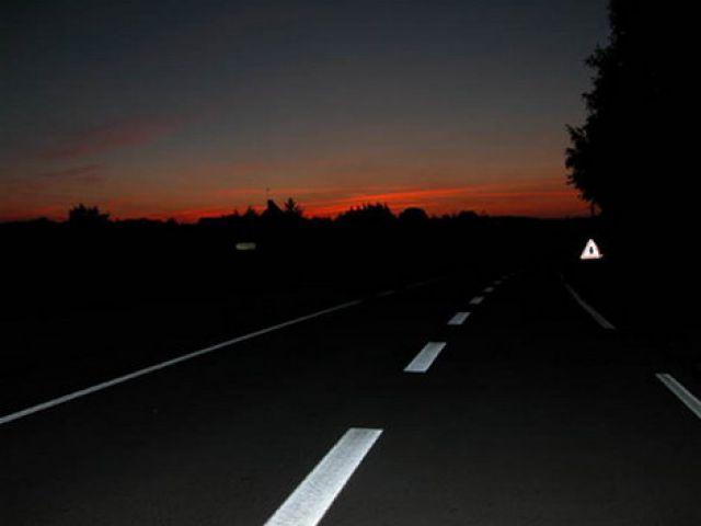 Черти на дорогах