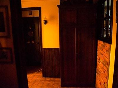 Берегитесь старых шкафов