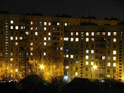 Тень в ночи