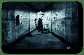 страшная комната
