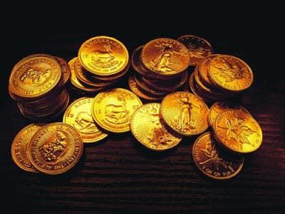 Три монеты расскажут про удачу