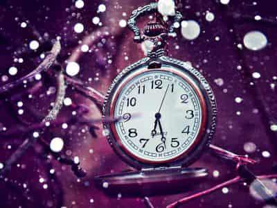 Гадание с помощью часов