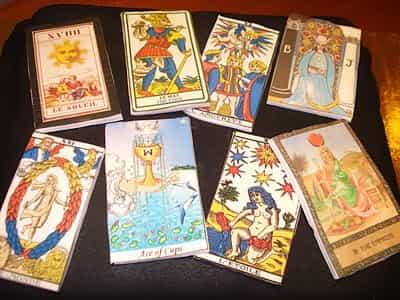 Классическая колода карт Таро от Райдера Уэйта