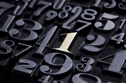 Старинное гадание по таблице с числами