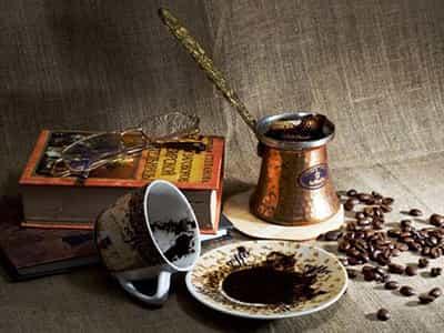 Как гадать по кофейной гуще?