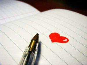 Интересные гадания с помощью ручки и бумаги