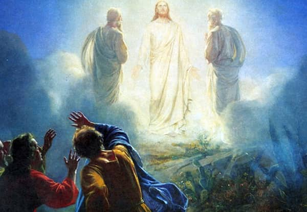 Яблочный спас (Преображение Господне) Приметы  картинка