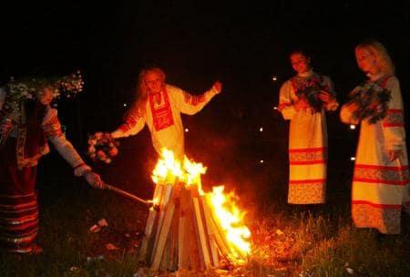 Иван Купала — история, приметы и традиции Приметы  картинка