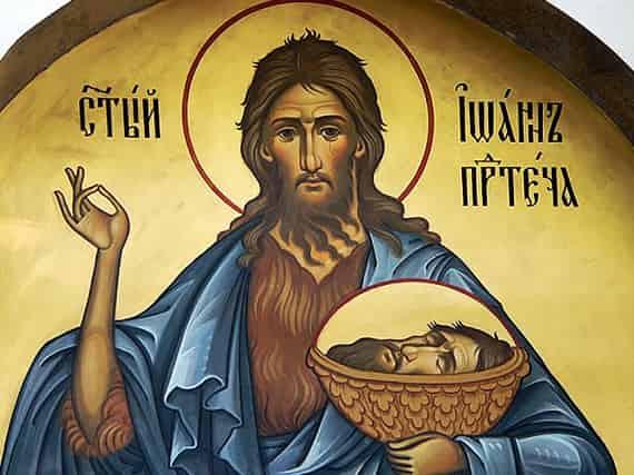 Усекновение главы Иоанна Предтечи (Иван Постный) Приметы  картинка