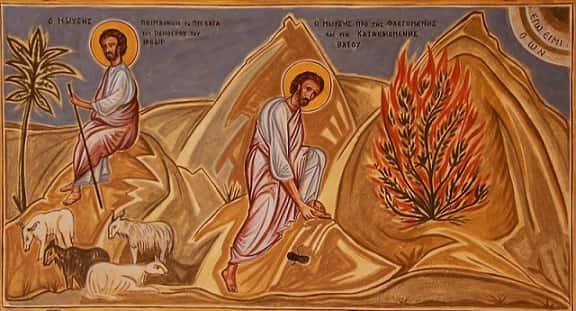 Неопалимая Купина (День Вавилы) Приметы  картинка