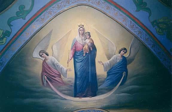 Покров Пресвятой Богородицы Приметы  картинка