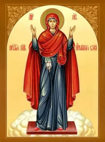 Как правильно повесить иконы дома Вера и надежда  картинка