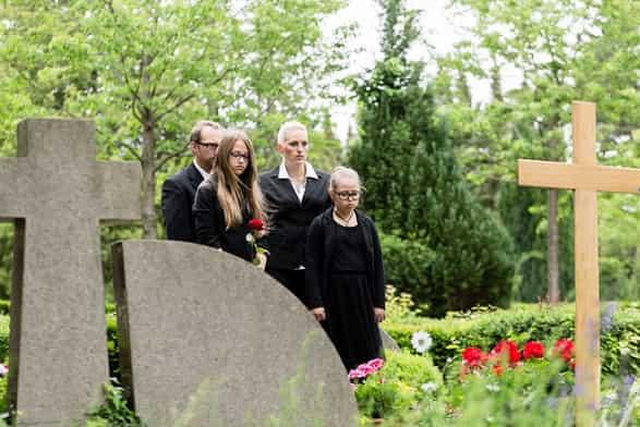 Что делать в течение года после похорон Вера и надежда  картинка