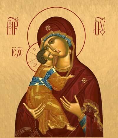 Икона Божьей Матери «Владимирская»