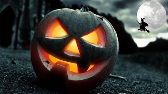 Традиции и обряды на Хэллоуин Приметы  картинка