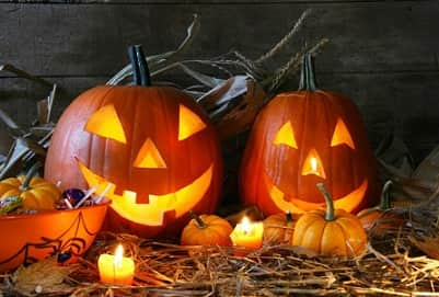 Традиции и обряды на Хэллоуин
