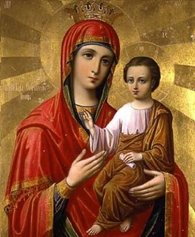 Икона Божьей Матери «Скоропослушница»