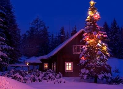 Рождественский сочельник (Святвечер)