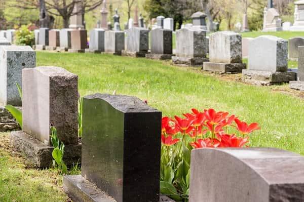 Завтрак после похорон на кладбище Вера и надежда  картинка