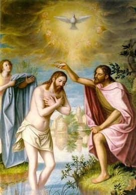 Крещение Господне (Святое Богоявление) Приметы  картинка