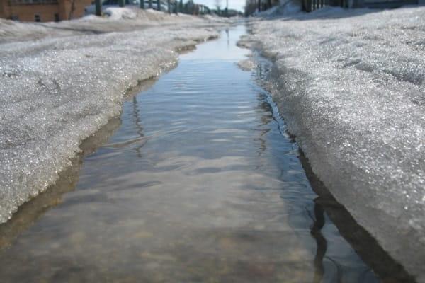 Василиса — вешней воды указательница Приметы  картинка